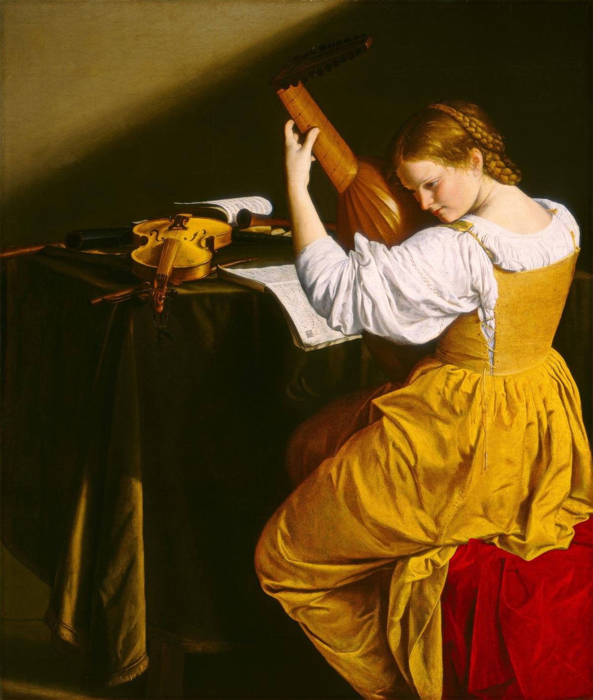 Orazio Caccini – Hubo un tiempo en que lloré(1585)