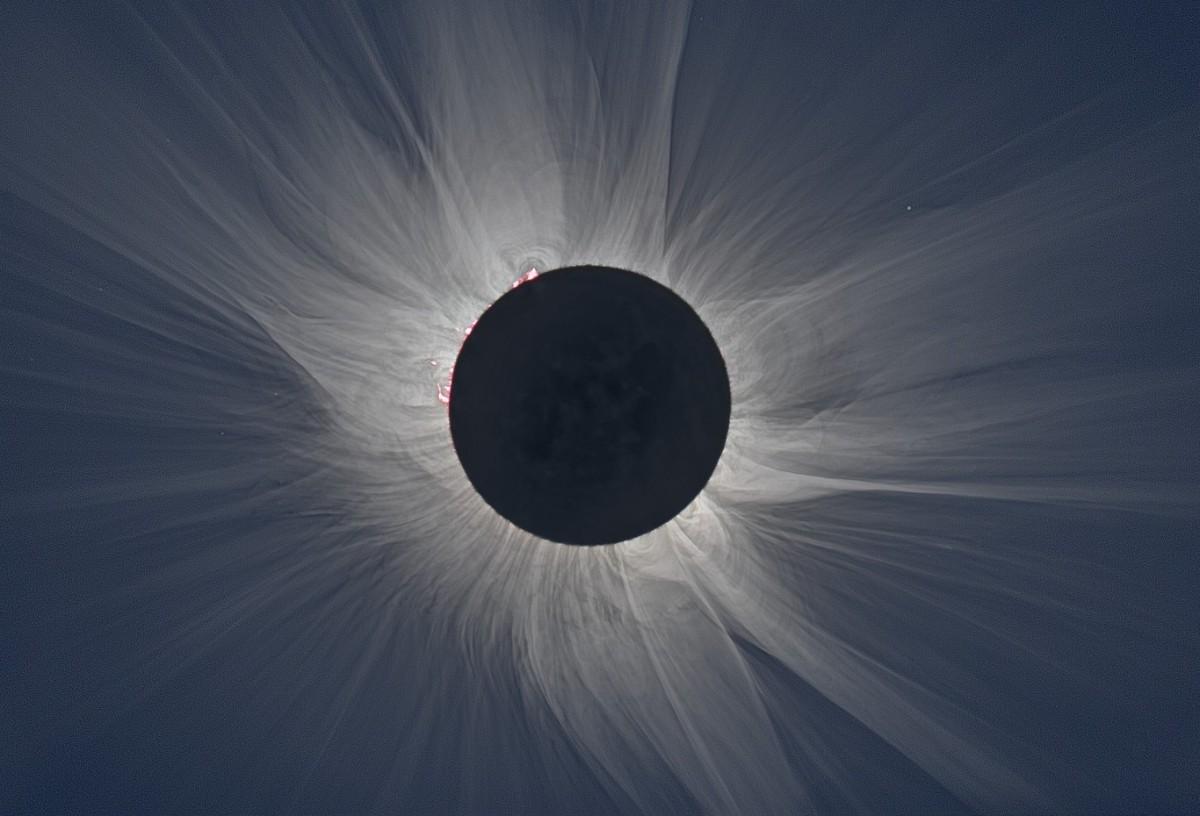 Cómo seguir el eclipse solar desdeInternet