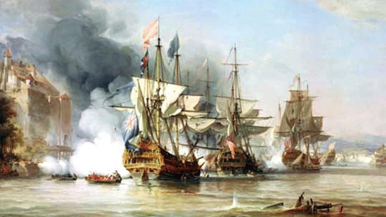 """Blas de Lezo, el almirante""""mediohombre"""""""