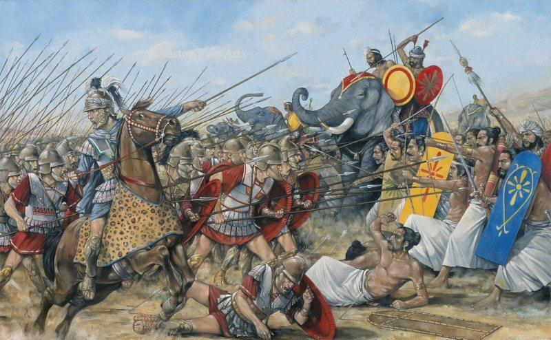 Alejandro Magno y la conquista de laIndia