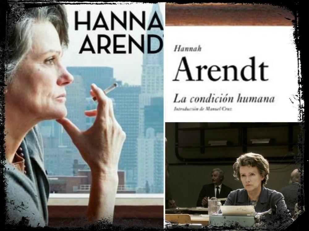 Hannah Arendt, sobre la violencia política y la condiciónhumana