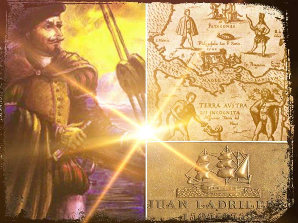 Juan Ladrillero y su exploración por el Estrecho deMagallanes
