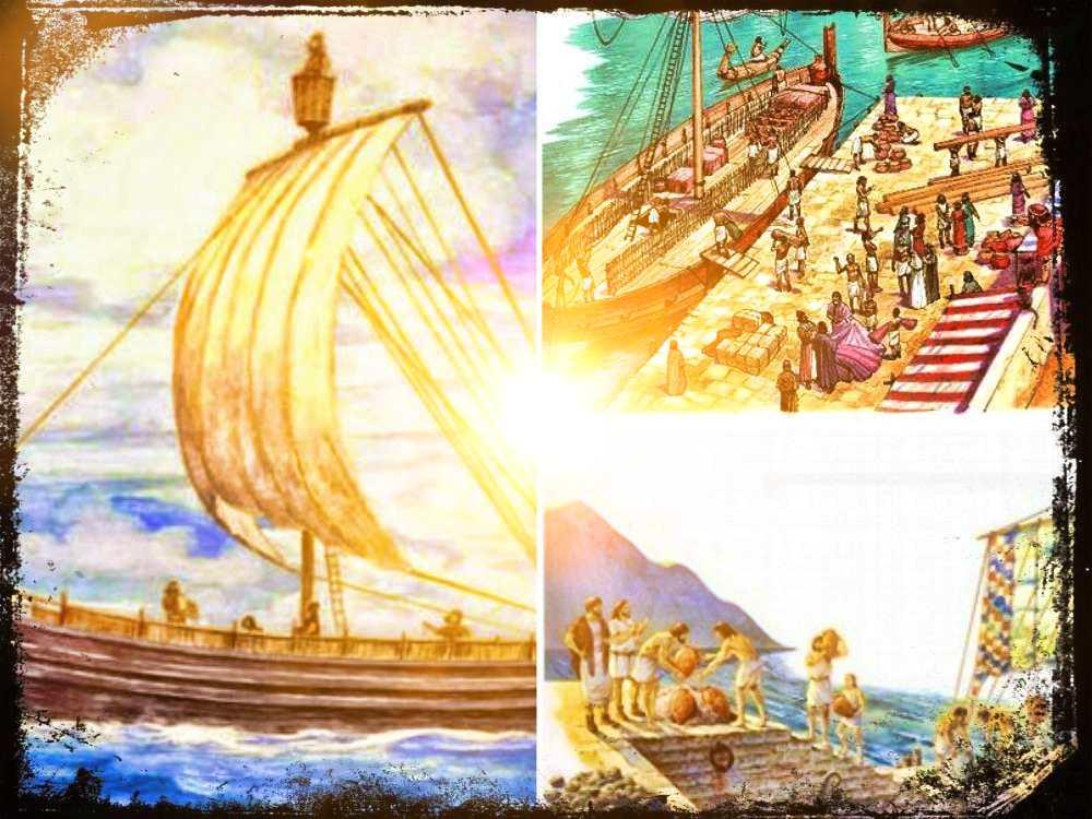 Las colonias fenicias en la PenínsulaIbérica