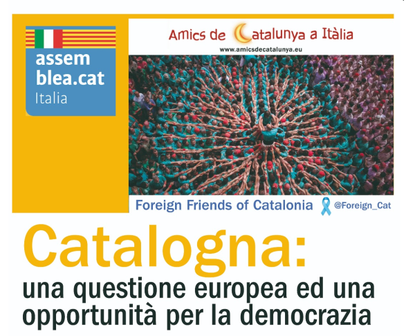 L'Assemblea organitza una conferència a Bolonya sobre el repte políticcatalà