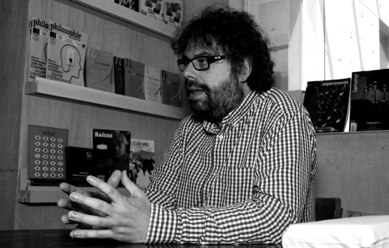 """Entrevista a Sergio del Molino: """"La literatura no puede aspirar a ser un motor de cambiosocial"""""""