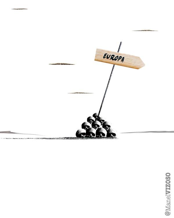 La ilustración de Manel Vizoso | AEuropa